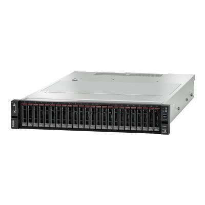 Lenovo ThinkSystem SR655 - rack-mountable - EPYC 7302P 3 GHz - 16 GB - no HDD (Region: North America)  SYST