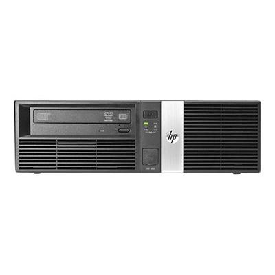 HP RP5 Retail System 5810 - DT - Core i5 4570S 2.9 GHz - 8 GB - 1 TB - US (Language: English / region: United States)  5810 Win 8.1 Pro downgrade to  Win7 Pro64 OS US In
