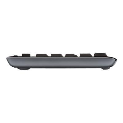 Logitech Wireless Combo MK270 - keyboard and mouse set - English