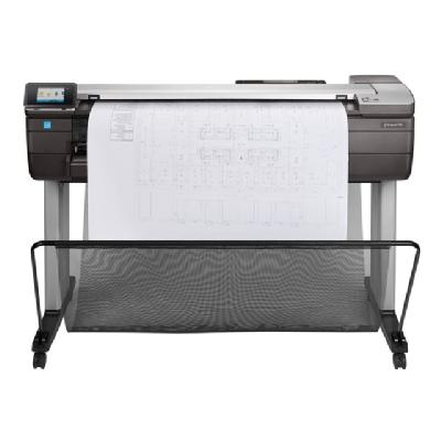 HP DesignJet T830 - multifunction printer (color) (English / United States) R NO WIFI