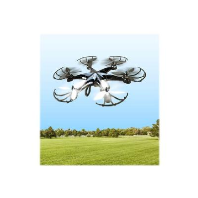 GPX SkyRider - Eagle Pro 6-rotor drone with Wi-Fi Camera DRW676B xis gyroscope  3 speeds: low medium  high  WiFi c