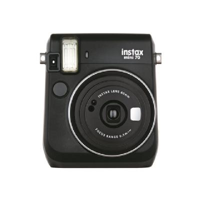 Fujifilm Instax Mini 70 - instant camera GHT BLACK