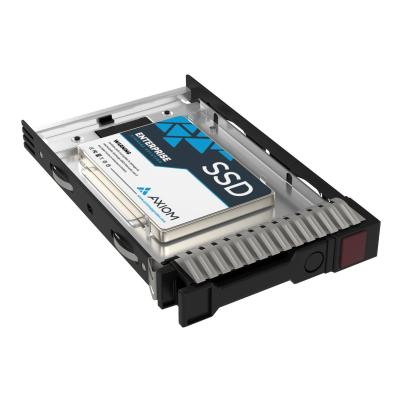 Axiom Enterprise Value EV100 - solid state drive - 960 GB - SATA 6Gb/s .5-INCH HOT-SWAP SATA SSD FOR HP
