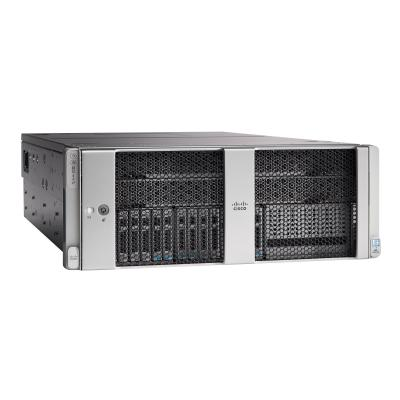 Cisco UCS C480 M5 Standard Base Chassis - rack-mountable - no CPU - 0 GB - no HDD  SYST