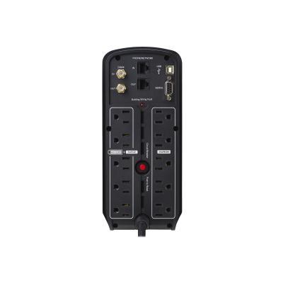 CyberPower PFC Sinewave Series CP850PFCLCD - UPS - 510 Watt - 850 VA