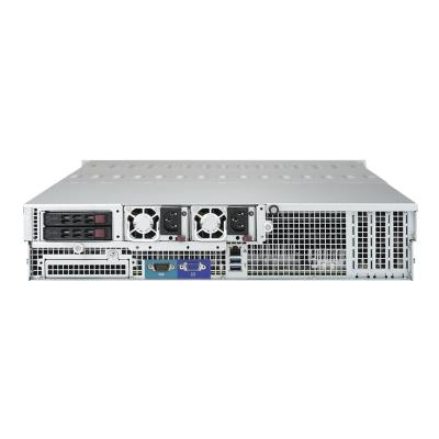 Supermicro SuperStorage Server 6028R-E1CR24N - rack-mountable - no CPU - 0 MB  RM