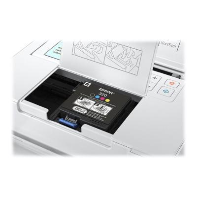 Epson PictureMate PM-400 - printer - color - ink-jet ct Photo Printer