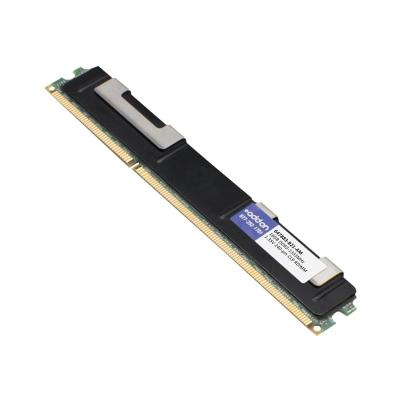 AddOn 16GB Factory Original RDIMM for HP 647883-B21 - DDR3 - 16 GB - DIMM 240-pin - registered  Factory Original 16GB DDR3-13 33MHz Registered ECC