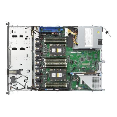 HPE ProLiant DL160 Gen10 - rack-mountable - Xeon Silver 4208 2.1 GHz - 16 GB - no HDD