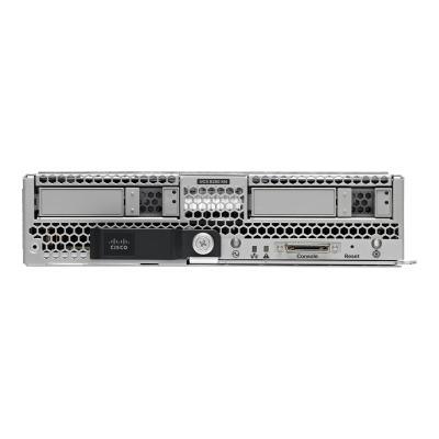 Cisco UCS SmartPlay Select B200 M4 Standard 2 - blade - Xeon E5-2620V3 2.4 GHz - 128 GB - no HDD  BLAD