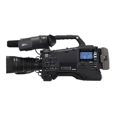 Panasonic P2 HD-AG-HPX610PJH - camcorder - body only - P2 Card R