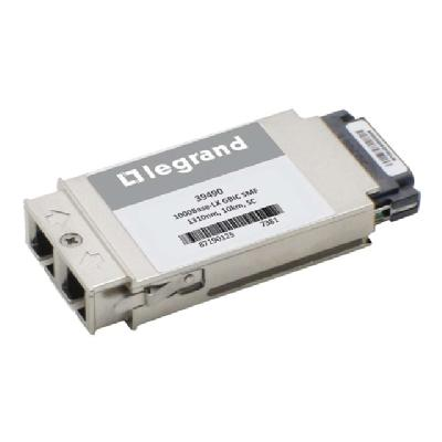 C2G Cisco WS-G5486 Compatible 1000Base-LX SMF GBIC Transceiver Module - GBIC transceiver module - Gigabit Ethernet SCEIVER