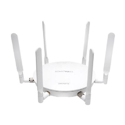 SonicWall SonicPoint N2 - wireless access point - with 1 year Dynamic Support 24X7 - with SonicWALL 802.3at Gigabit PoE Injector  WRLS