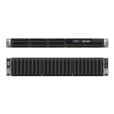 Intel Server System R2312WFTZSR - rack-mountable - no CPU - 0 GB RSYST