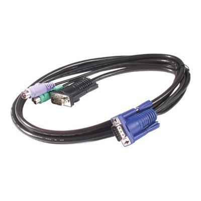 APC keyboard / video / mouse (KVM) cable - 7.6 m  CPNT
