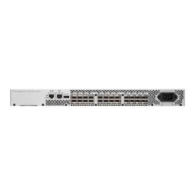 HPE StoreFabric 8/24 8Gb Bundled Fibre Channel Switch - switch - 16 ports - managed - rack-mountable HPERP