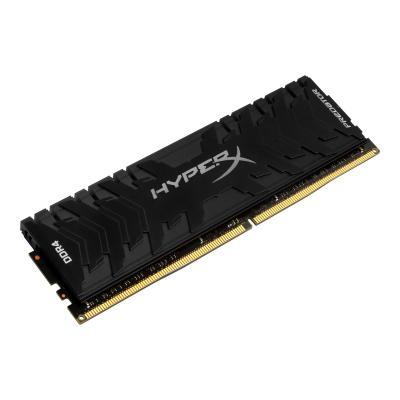 HyperX Predator - DDR4 - 32 GB: 4 x 8 GB - DIMM 288-pin - unbuffered TMEM