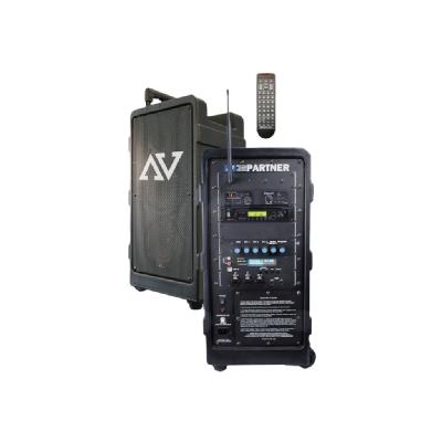 AmpliVox Digital Audio Travel Partner PREMIUM PACKAGE - speakers - for PA system - wireless  PERP
