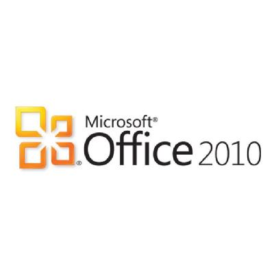 Microsoft Office Professional Plus 2010 - media (English)  VLIC
