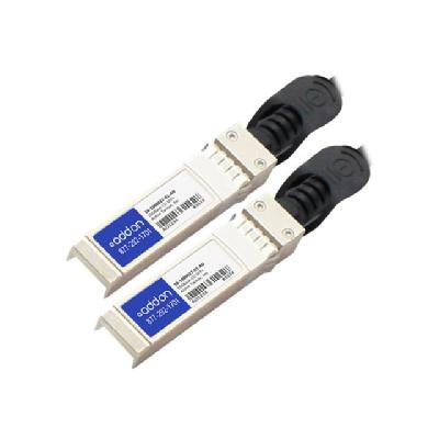 AddOn 3m Brocade Compatible SFP+ DAC - direct attach cable - 3 m  CABL