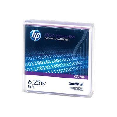 HPE Ultrium RW Data Cartridge - LTO Ultrium 6 - storage media  SUPL
