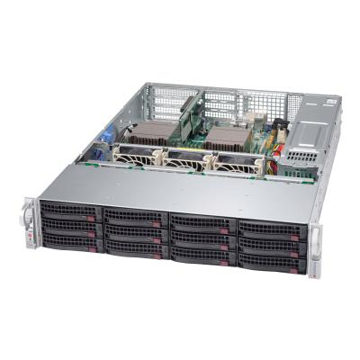Supermicro SC826 BAC4-R920WB - rack-mountable - 2U - enhanced extended ATX  RM