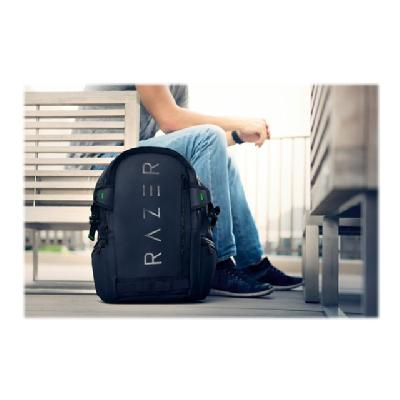 Razer Rogue - notebook carrying backpack