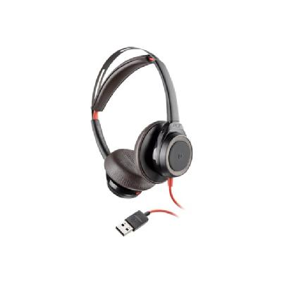 Poly Blackwire 7225 - headset B-A BLK WW