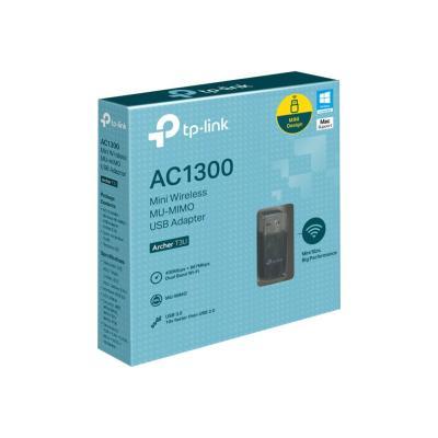 TP-Link Archer T3U - network adapter - USB 3.0 PWRLS