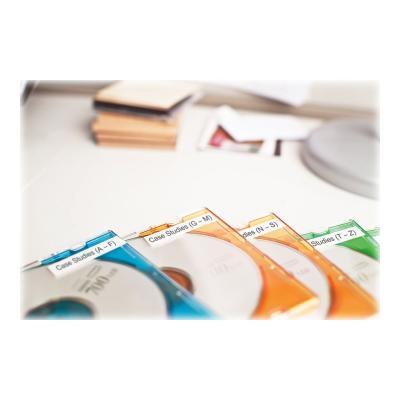 DYMO LabelMANAGER 210D Kit - labelmaker - B/W - thermal transfer