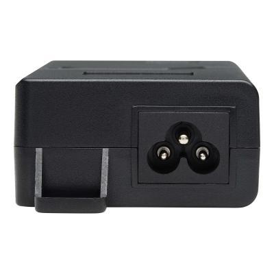 Tripp Lite Gigabit PoE+ Midspan Active Injector - IEEE 802.3at/802.3af, 30W, 1 Port - PoE injector - 30 Watt  PWR