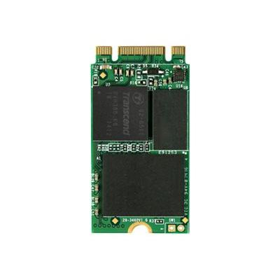 Transcend MTS400 - solid state drive - 16 GB - SATA 6Gb/s