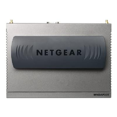 NETGEAR Dual Band Wireless-N Access Point WNDAP350 - wireless access point (North America) ZWRLS