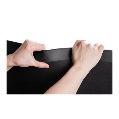 Amer Mounts EZMAT2218 - tapis de sol - 55.8 x 45.7 cm - noir T 22X18