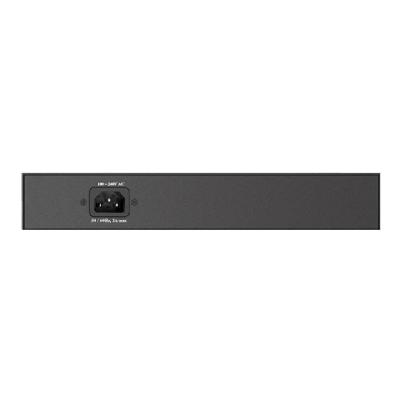 D-Link DGS 1008MP - switch - 8 ports - unmanaged - rack-mountable NT SWITCH 8 POE 14
