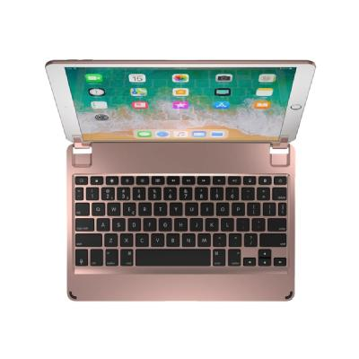 Brydge 10.5 Series II - keyboard - QWERTY - English - rose gold h Keyboard for 10.5in iPad Pro  (Rose gold)  QWERTY