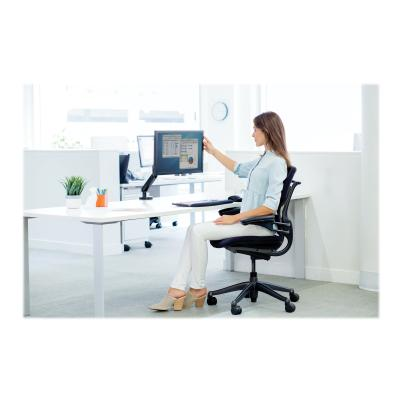 Fellowes Platinum Monitor Arm - desk mount (adjustable arm)  ACCS
