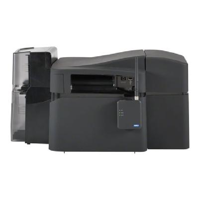 FARGO DTC4500e - plastic card printer - color - dye sublimation/thermal resin