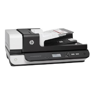 HP ScanJet Enterprise Flow 7500 - document scanner - desktop - USB 2.0 (English, French, Spanish / Canada, Mexico, United States, Latin America (excluding Argentina, Brazil, Chile)) RISE