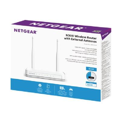 NETGEAR WNR2020v2 - wireless router - 802.11b/g/n - desktop  WRLS