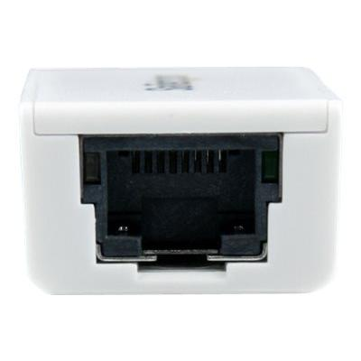 StarTech.com USB 3.0 to Gigabit Ethernet Network Adapter - 10/100/1000 NIC - USB to RJ45 LAN Adapter for PC Laptop or MacBook (USB31000SW) - network adapter - USB 3.0 - Gigabit Ethernet