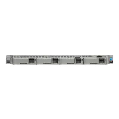 Cisco UCS SmartPlay Select C220 M4 Standard 2 - rack-mountable - Xeon E5-2620V3 2.4 GHz - 64 GB - no HDD 2SYST