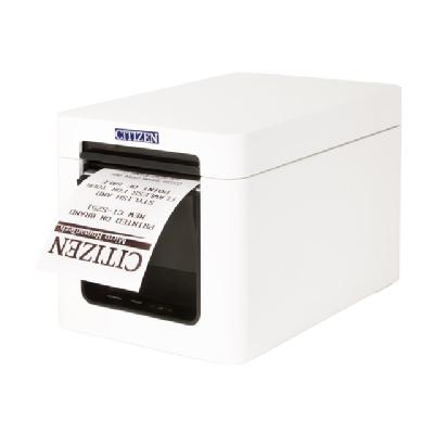 Citizen CT-S251 - receipt printer - two-color (monochrome) - thermal line it   Ethernet  USB  WH