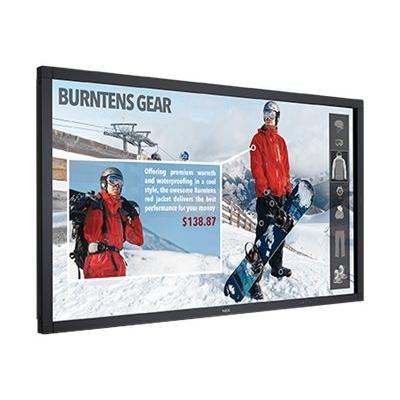 "NEC V484-T V Series - 48"" Class (48"" viewable) LED display - Full HD 9X10 8MS"