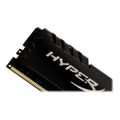 HyperX FURY - DDR4 - kit - 8 GB: 2 x 4 GB - DIMM 288-pin - 2666 MHz / PC4-21300 - unbuffered  MEM