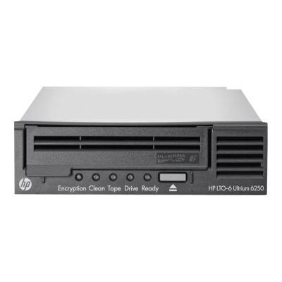 HPE StoreEver 6250 - tape drive - LTO Ultrium - SAS-2  INT
