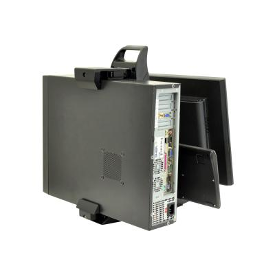 Ergotron Neo-Flex All-In-One Lift Stand, Secure Clamp - stand - for LCD display / CPU ND