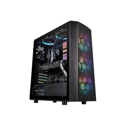 Thermaltake Versa J24 - Tempered Glass ARGB Edition - mid tower - ATX