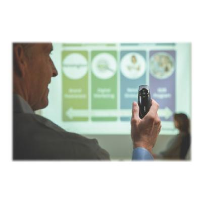 Kensington Presenter Expert Green Laser with Cursor Control - presentation remote control