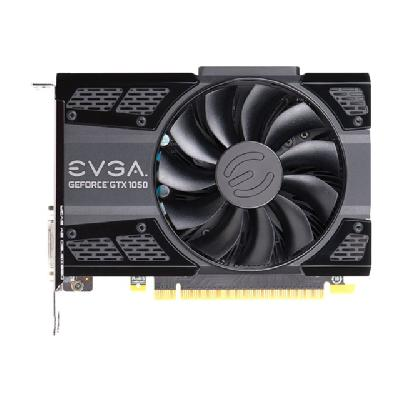 EVGA GeForce GTX 1050 Ti SC Gaming - graphics card - GF GTX 1050 Ti - 4 GB E FAN
